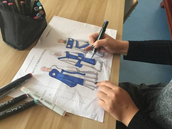 大连中外服装艺术学校国际注册服装设计师考试